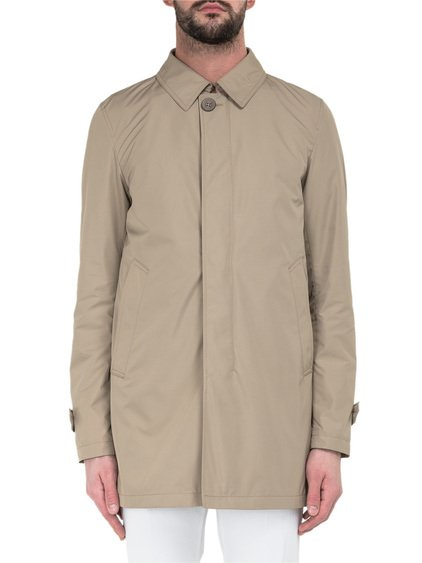 Trench Coat with Buttons image