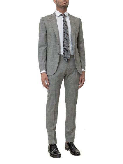 Pied de Poule Two Piece Suit image