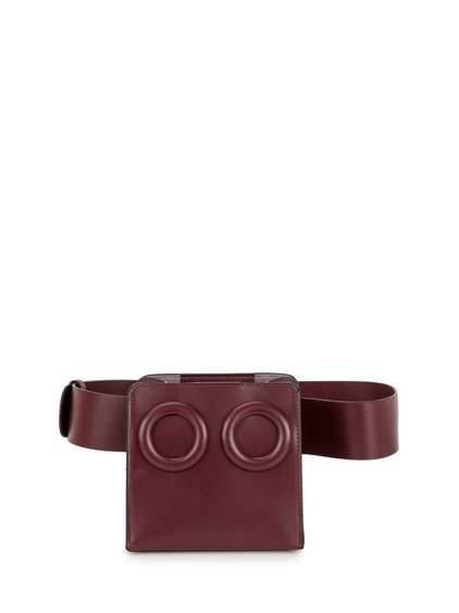 Deon Belt Bag in Leather image