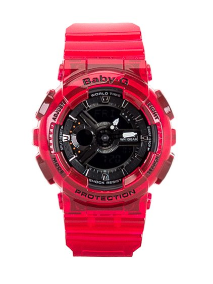 Baby-G Anadigital Rounded Watch image