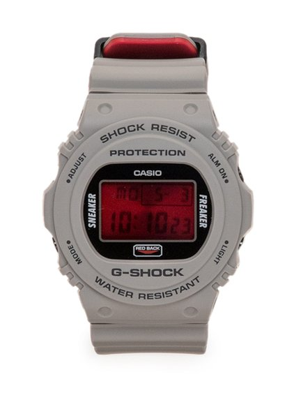 Round Digital Watch DW-5700SF-1 image