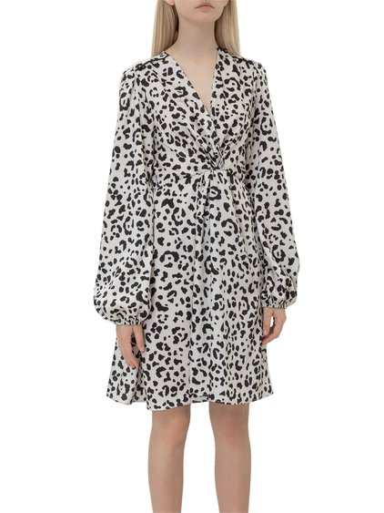Dress with Animalier Print image
