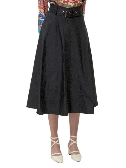 Skirt with Belt image