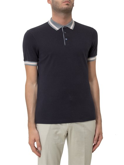 Polo Shirt with Buttons image