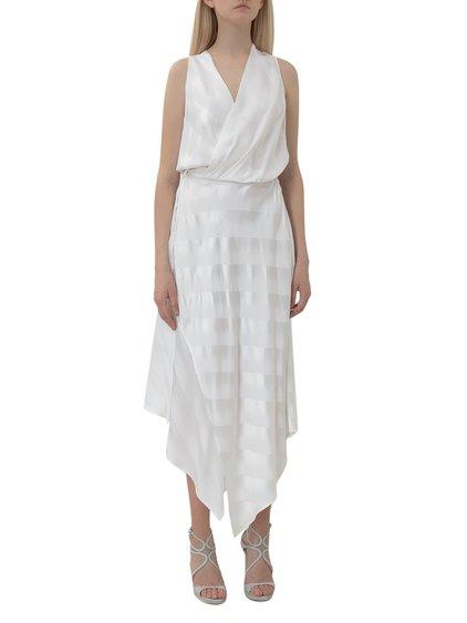 Asymmetrical dress image