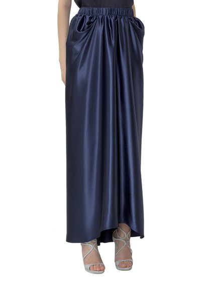 Skirt with Drapery image