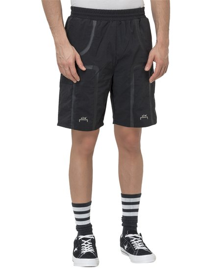 Taped Bermuda Shorts image