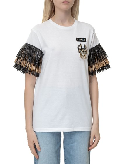 T-Shirt with Patch image