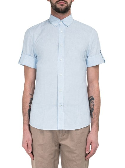 Cotton and Linen Shirt image