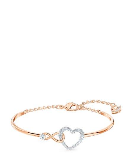 Infinity Heart Bracelet image