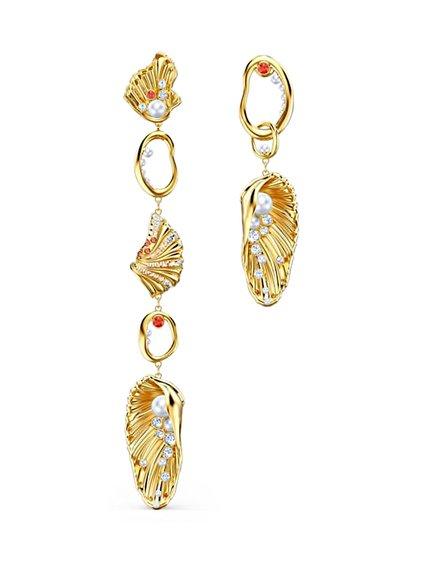 Shell Angel Earrings image
