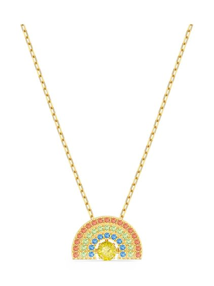 Sparkling Dance Rainbow Necklace image