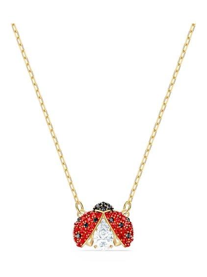 Sparkling Dance Ladybug Necklace image