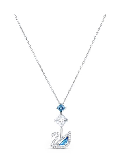 Dazzling Swan Necklace image