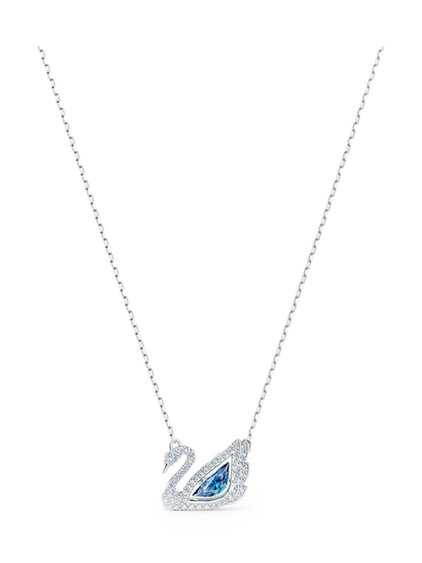 Dancing Swan Necklace image
