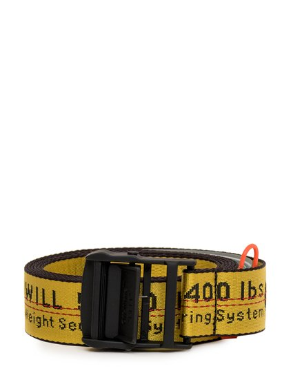 Classic Industrial Belt with Logo image