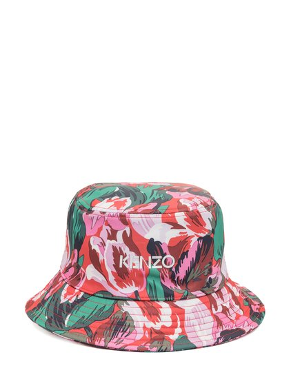 Kenzo x Vans Tulipes Bucket Hat image