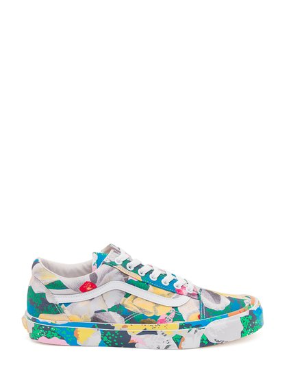 Kenzo x Vans Tulipes Old Skool Sneakers image