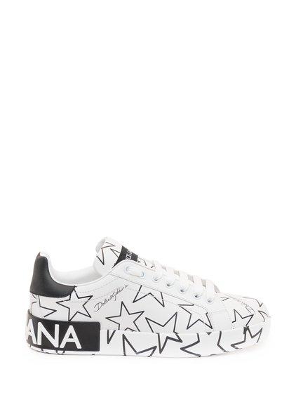 Printed Portofino Sneakers image