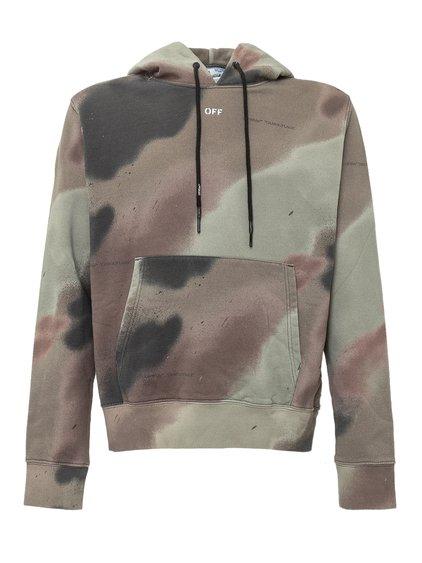 Hooded Camouflage Sweatshirt image