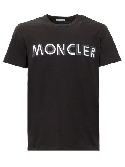 T-Shirt with Printed Logo image