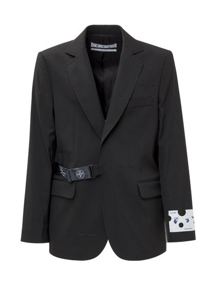 Blazer with Strap image
