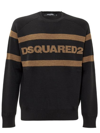 Sweater with Logo Embroidery image