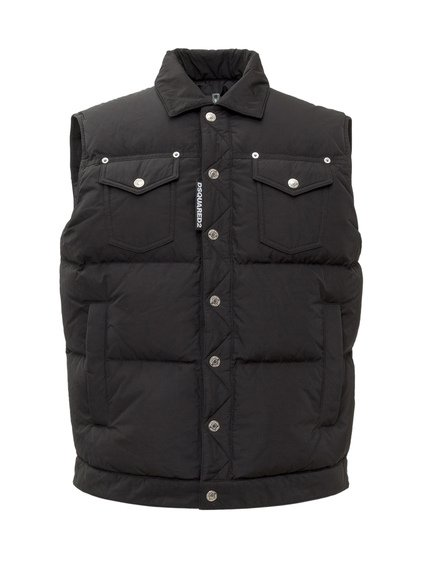 Vest with Logo Patch image