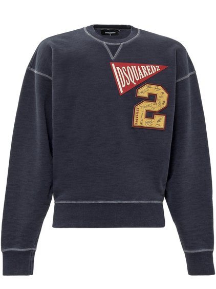 Sweatshirt with Patch image
