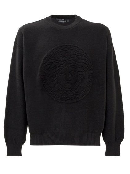 Pullover with Embroidered Logo image