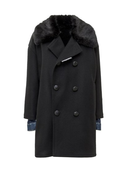 Coat with Insert image