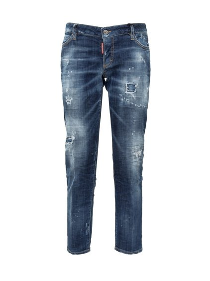 Cropped Jeans image