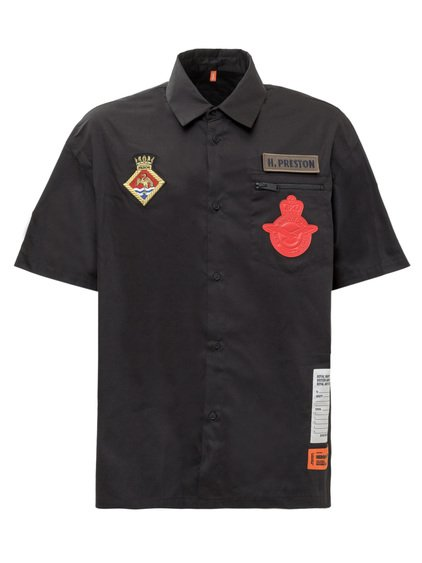 Shirt with Patch Logo image