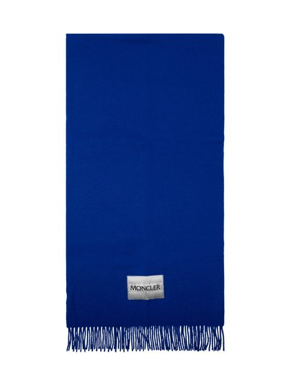 Scarf with Fringes image