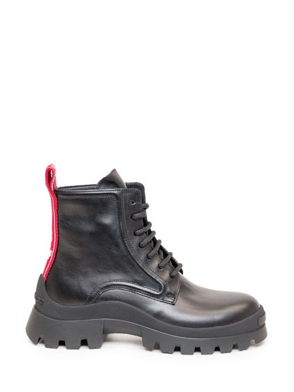 Ankle Boots with Logo image