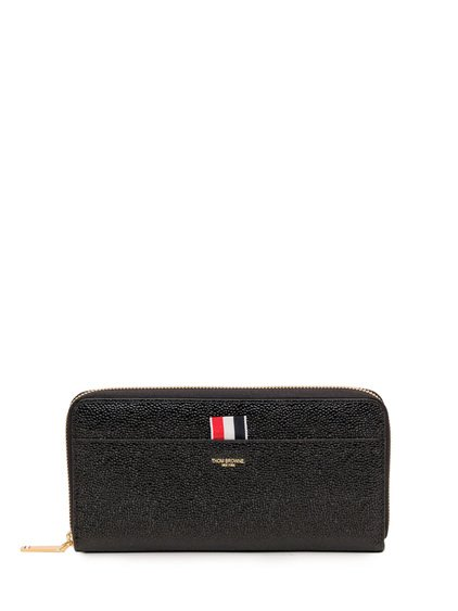 Zipped Wallet with Logo image