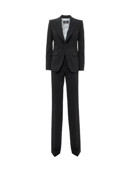 Suit with Blazer and Trousers image