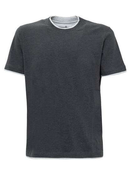 T-shirt with Profile image