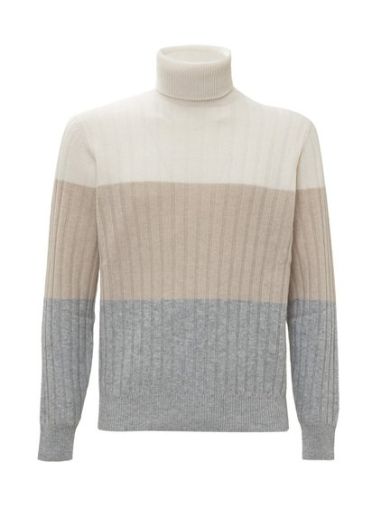 Sweater with Inserts image