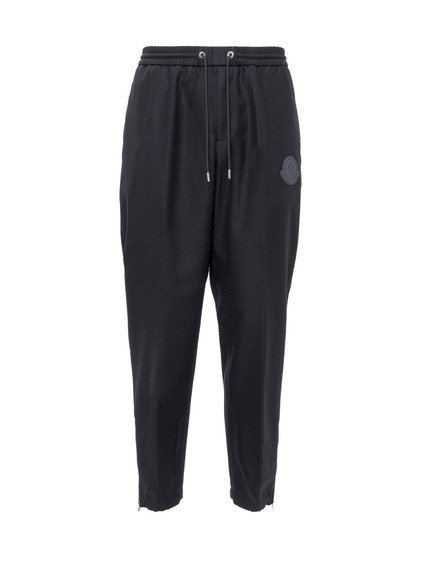 Jogging Trousers with Zip image