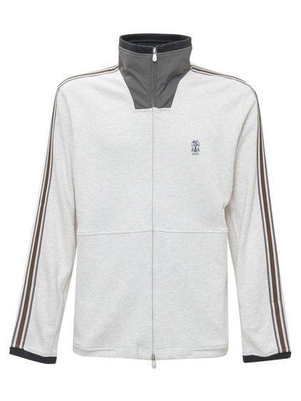 Sweatshirt with Zip image