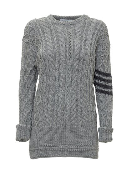 Sweater with Embroideries image