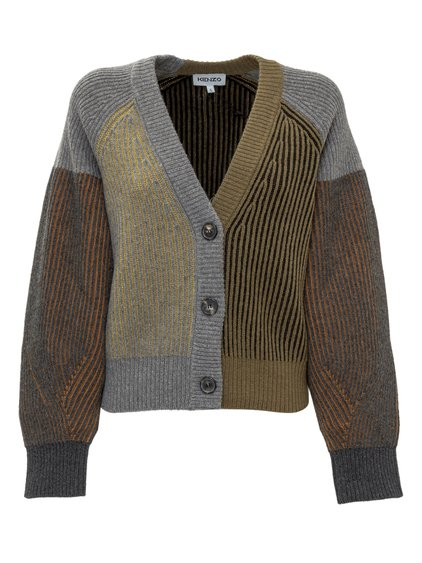 Cardigan with Buttons image