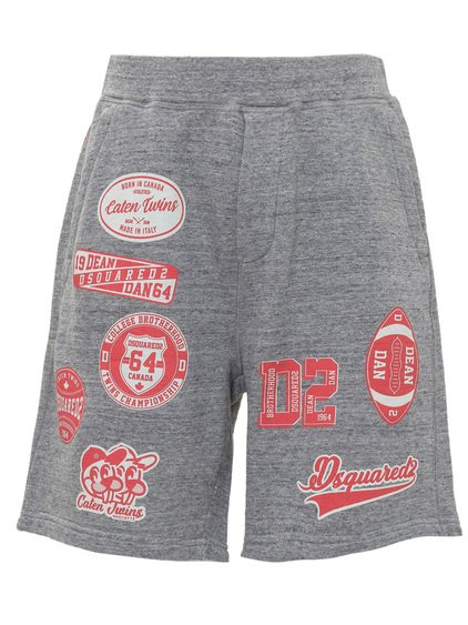Shorts with Patches image