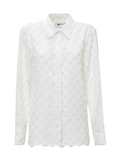 Shirt with Embroideries image