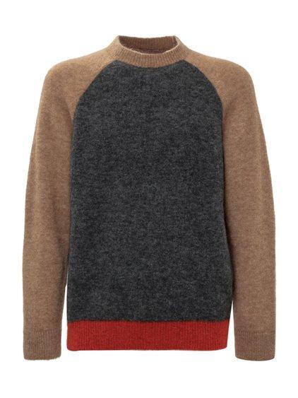 Sweatshirt with Embroideries image