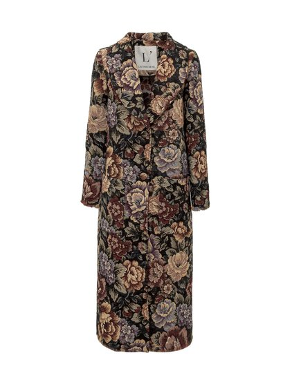 Coat with Embroideries image