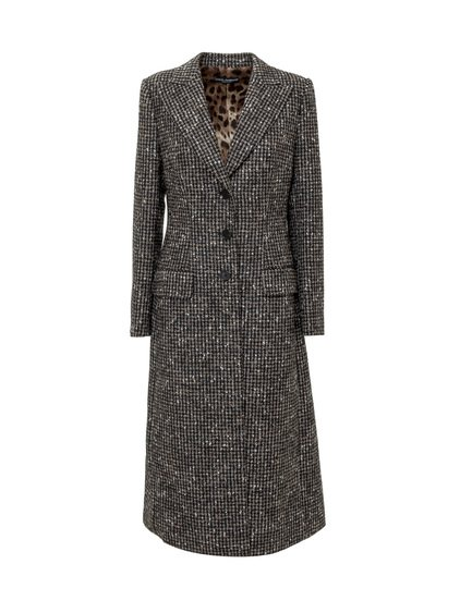 Coat with Print image