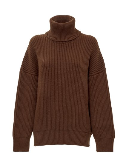 Ribbed Turtleneck image