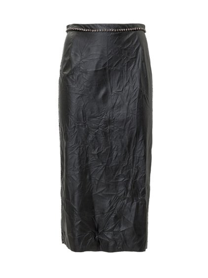 Skirt with Zip image